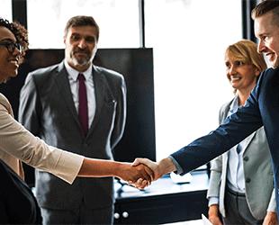 Article sur l'intégration réussie d'un collaborateur grâce à la dématérialisation
