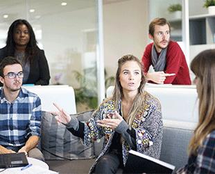 Article sur la marque employeur positive grâce à la dématérialisation