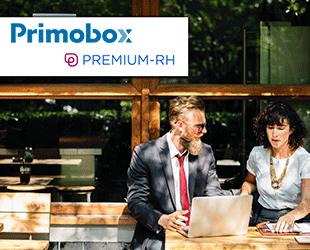 Article sur le partenariat entre Primobox et Premium RH