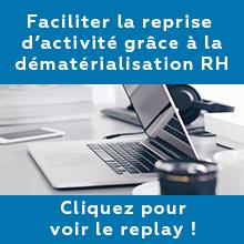 webinar Facilité la reprise d'activité grâce à la dématérialisation responsive